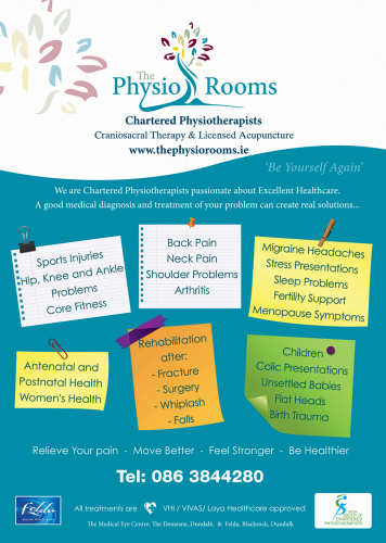 The Physio Rooms Services